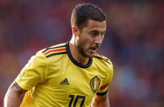 🚨 Hazard: ¿El Real Madrid? Puede interesarme, todo el mundo lo sabe. Si me quiere ya sabe lo que tiene que hacer. Foto