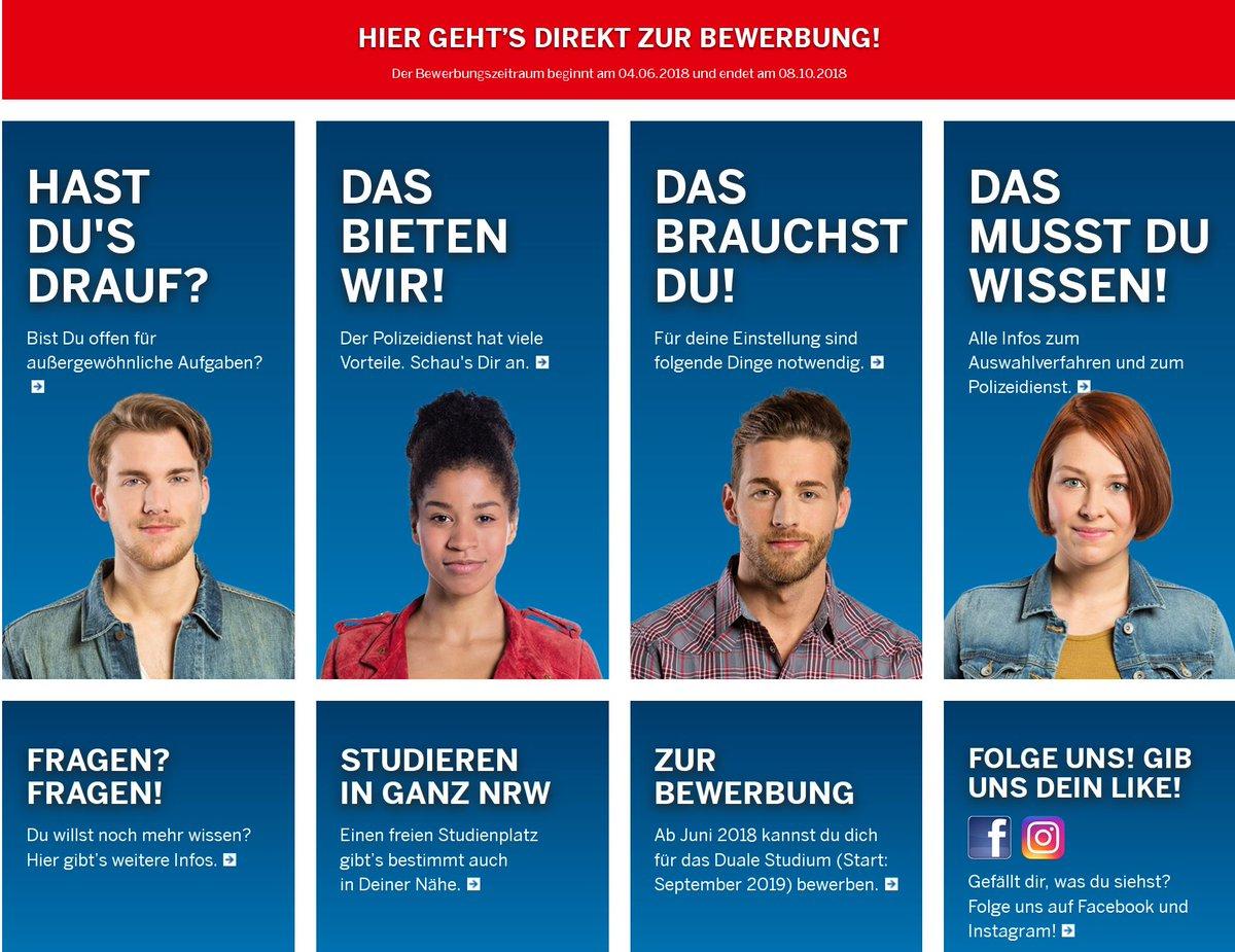 Polizei Nrw Bi On Twitter Die Polizei Bielefeld Bietet Gerne