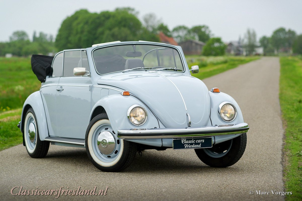 Marc Vorgers On Twitter Beetle Time Concours Condition 1970 Vw Beetle 1500 Cabriolet For Sale At Classic Cars Friesland See The Big Picture At Https T Co 661h5lufjs Vw Volkswagen Beetle Kafer Coccinelle Kever Cabriolet Convertible