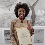 Image for the Tweet beginning: #Congratulations to Maggie Ndungu of