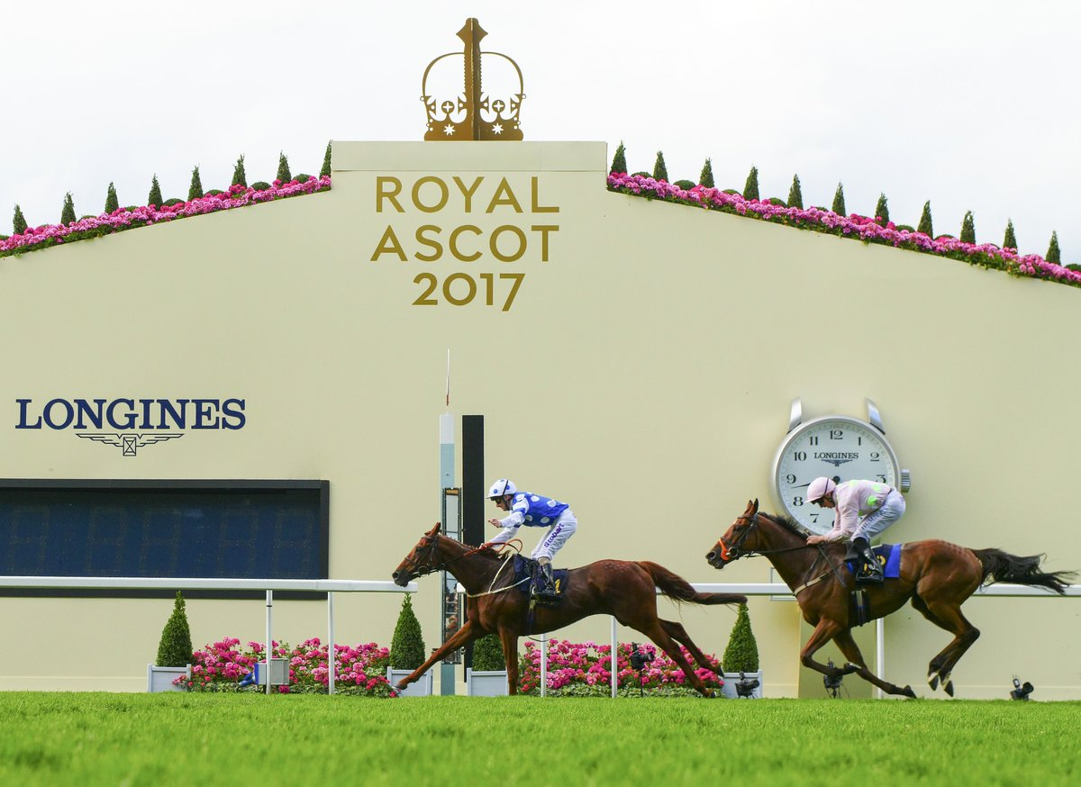 What's on this week: All about five days of unrivalled top-class action fit for the Queen https://t.co/llGyJc4m3A