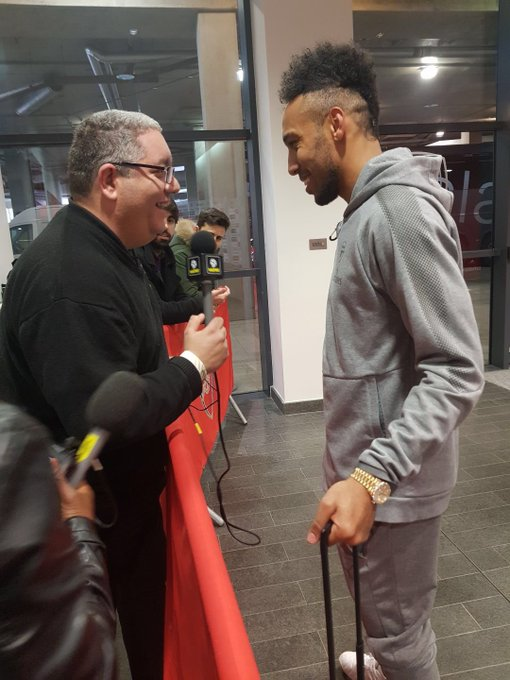 Happy 29th Birthday Arsenal striker Pierre-Emerick Aubameyang have a great day my friend
