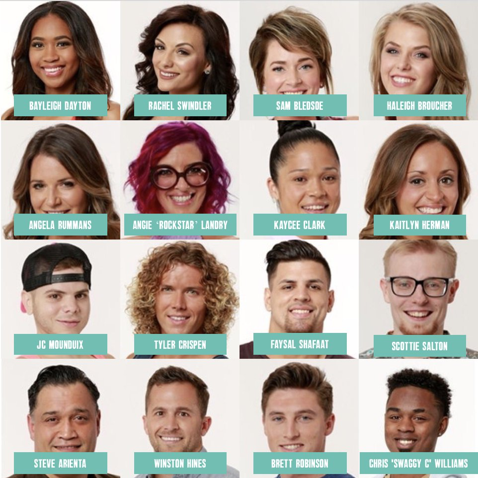 ✓ Big Brother THREAD | BB21 | ANYTHING GOES