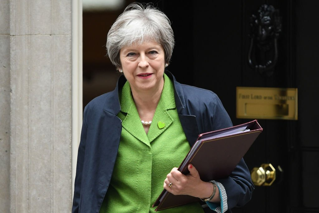 The U.K. will develop its own satellite navigation system after Brexit, if needed, says Theresa May https://t.co/dYce6jvW7E
