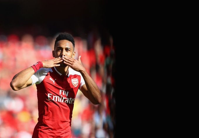 Happy birthday to Arsenal\s Pierre-Emerick Aubameyang Lets wish this arsenal star a happy birthday.
