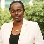 Lucy Gichuhi Twitter Photo