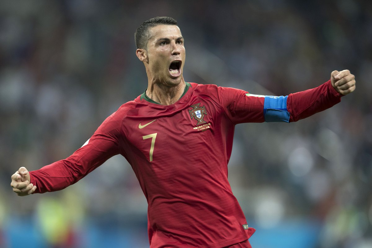 🇵🇹 No player in European history has scored more international goals than Cristiano Ronaldo (84 goals). 🔥🔥🔥