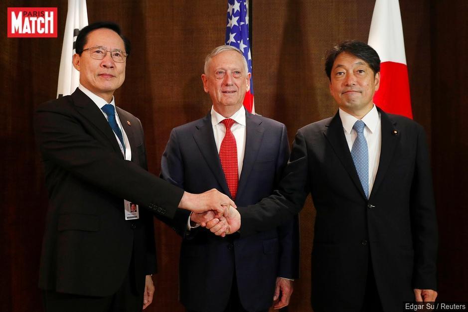 La Corée du Sud mène des exercices militaires pour se défendre contre le Japon https://t.co/dc6top4BaE