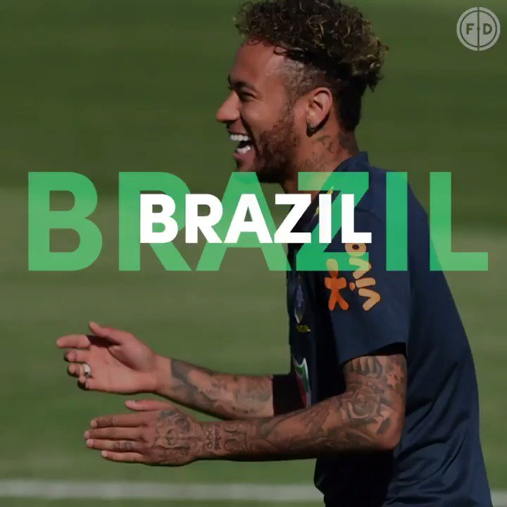 Are brazil still the favourites to win after their draw against Switzerland #WorldCup #BRA #SUI #SRB #CRC