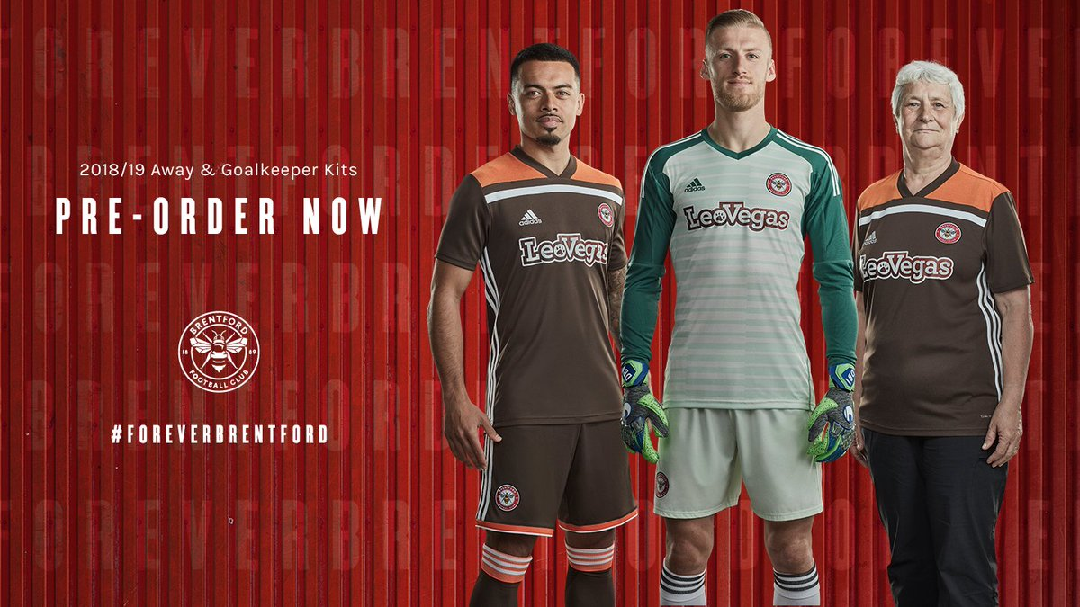 🔥🔥🔥 Feast your eyes on these! Your goalkeeper and Away kits for 2018/19 brentfordfc.com/news/2018/june… #ForeverBrentford
