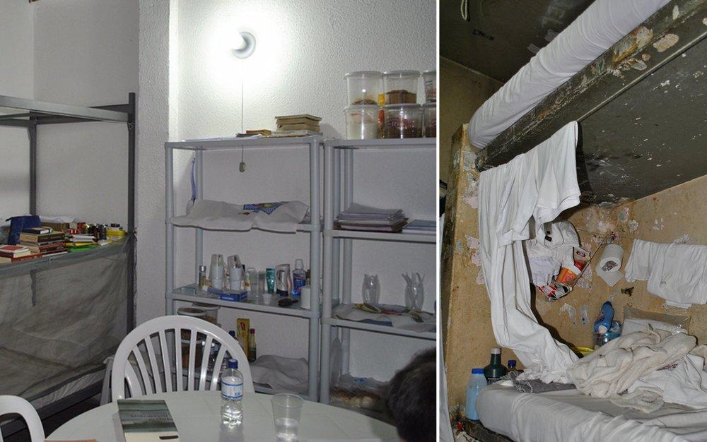 Polícia apreende pendrives e anotações em cela de Geddel e Luiz Estevão na Papuda, em Brasília https://t.co/am3R7gtmLb #G1