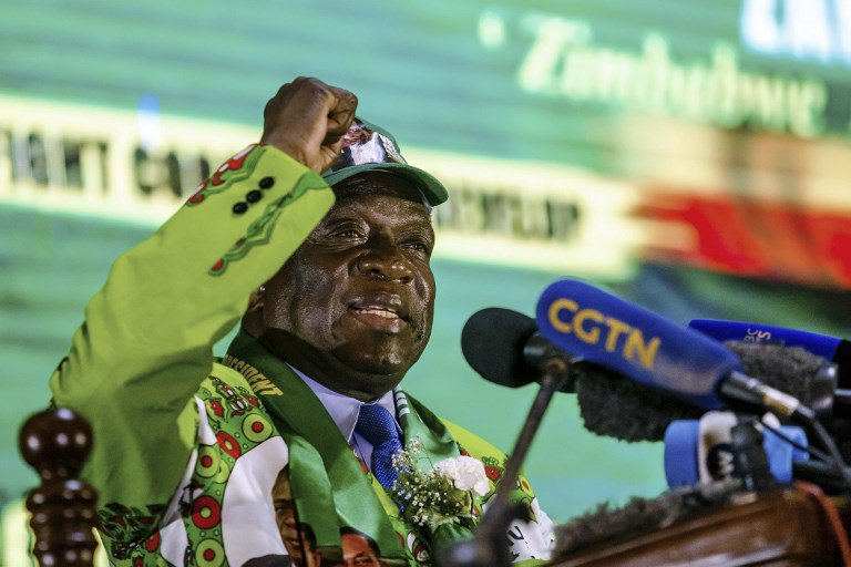 OPINION: Victory for Mnangagwa 'would suit most African states, including SA' | by Tafi Mhaka  https://t.co/1mMJtcqTuk