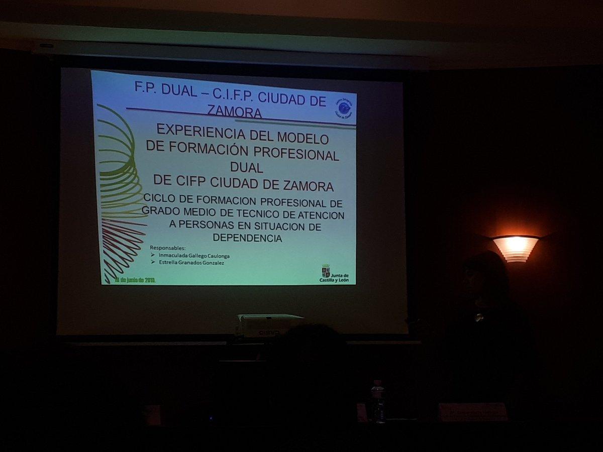 Cifp Ciudad Zamora On Twitter Cifpzamora En Cámara De