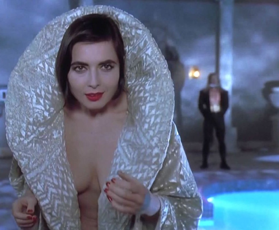 Isabella Rossellini Nude Breasts Death Becomes Her