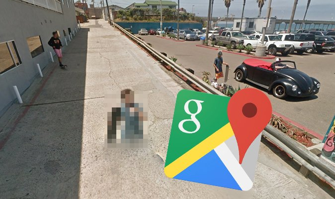 Google Maps Street View: What's happened to this boy's legs? https://t.co/f3ffdyR61f
