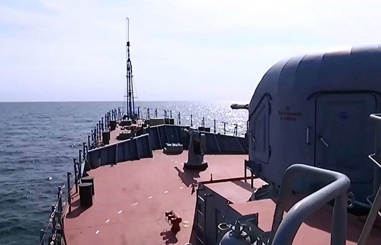 Cruise missile corvettes to join Russia's Mediterranean taskforce https://t.co/6Sg7V5yTPO © Russian Defense Ministry/TASS