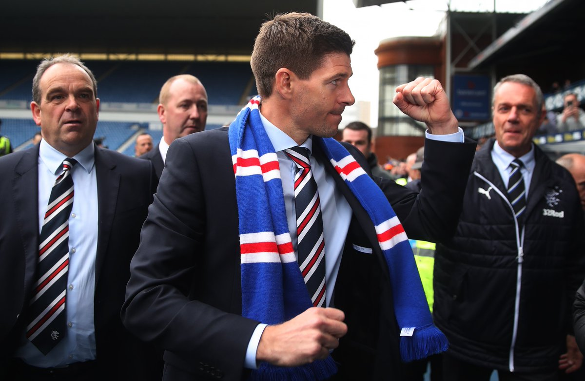 Steven Gerrard's already made six signings, but Rangers' transfer business could continue right up until the end of August.  More👉https://t.co/NJmTdZbxp4