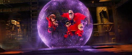 #Incredibles2 crushes animation record with $180 million https://t.co/4ge0Ddud5w | #wmc5