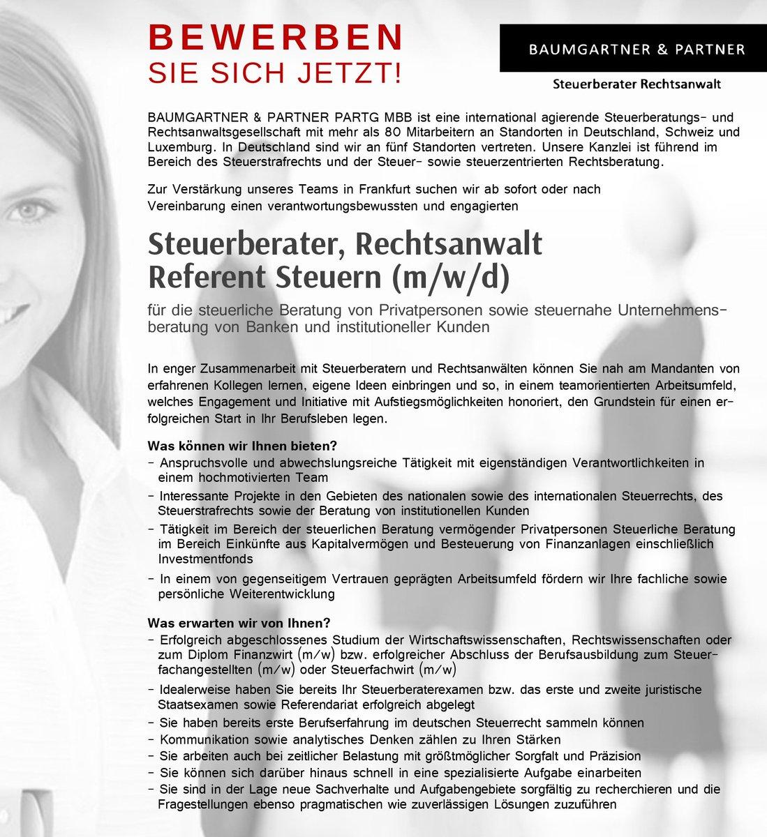 baumgartnerpartner (@tax_and_legal) | Twitter