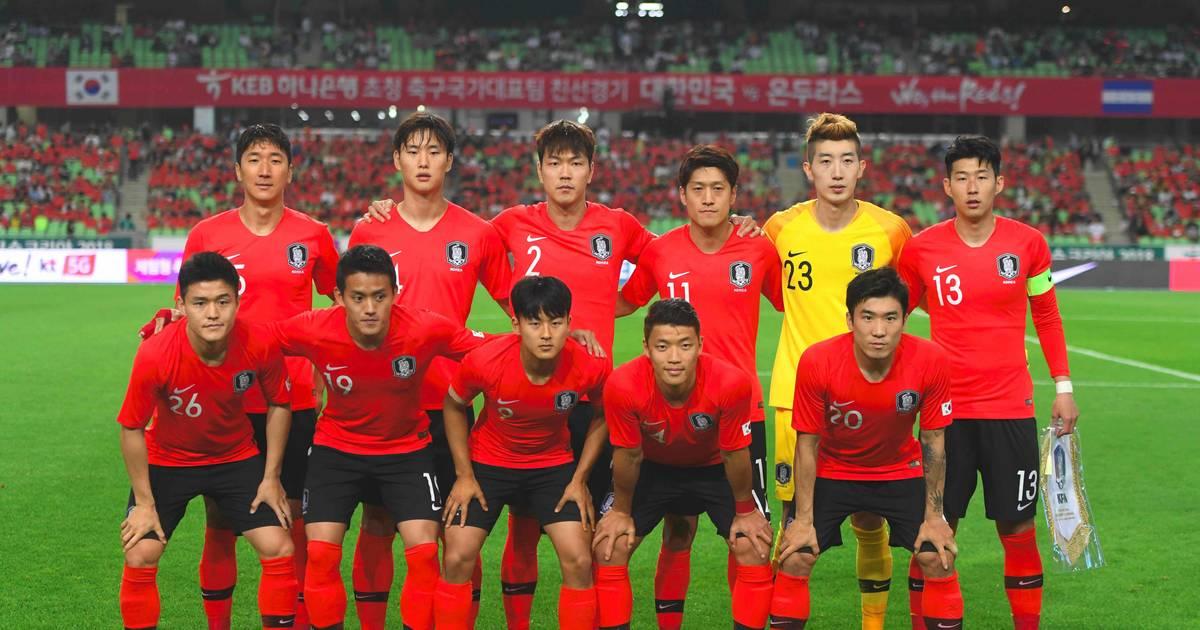Coupe du monde 2018. Tout ce qu'il faut savoir sur la Corée du Sud https://t.co/85T9KShjbs