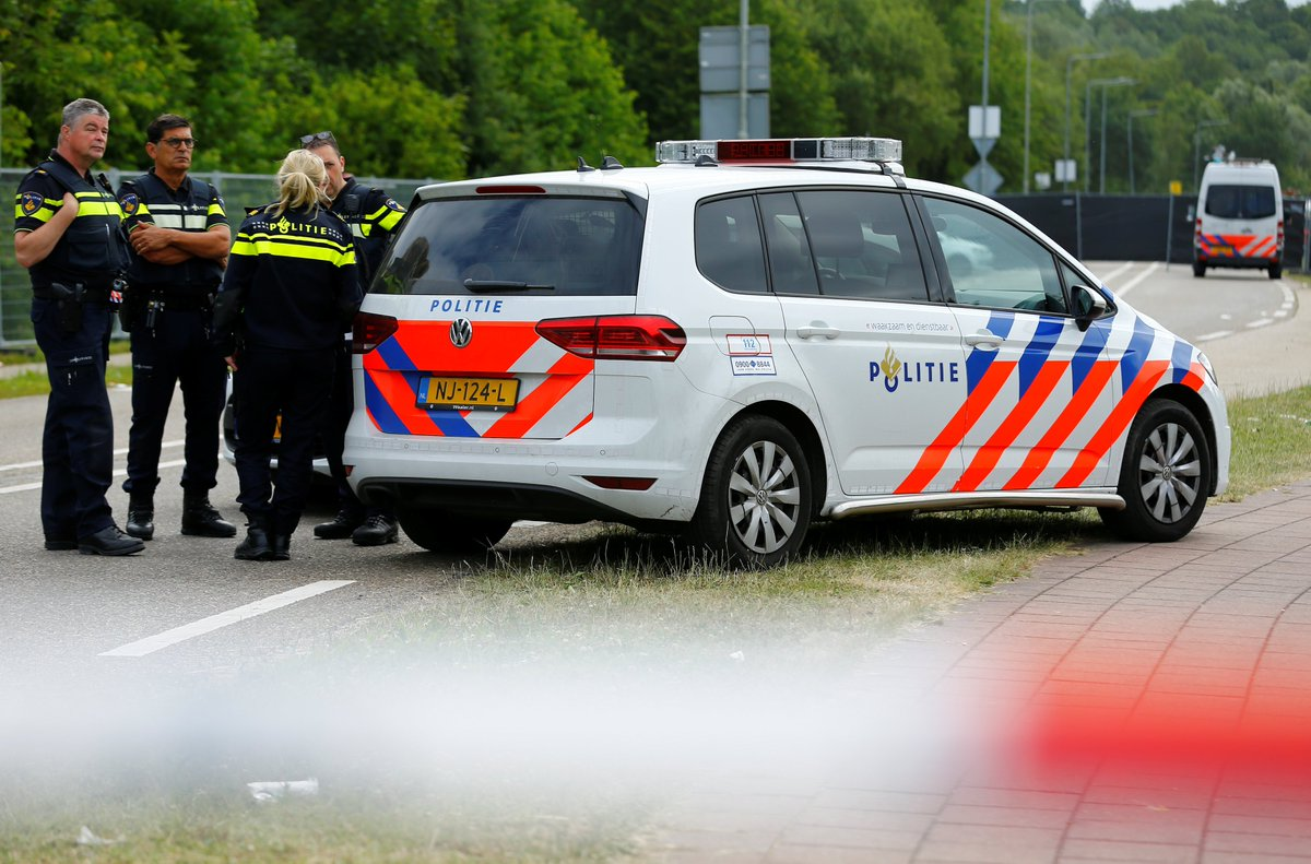 UPDATE Dutch police arrest driver of delivery van that hit festival-goers https://t.co/isVDUlx4RT