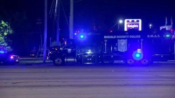 DEVELOPING: Police on scene of standoff at DeKalb Co., GA motel https://t.co/T2AkRGr4Lo