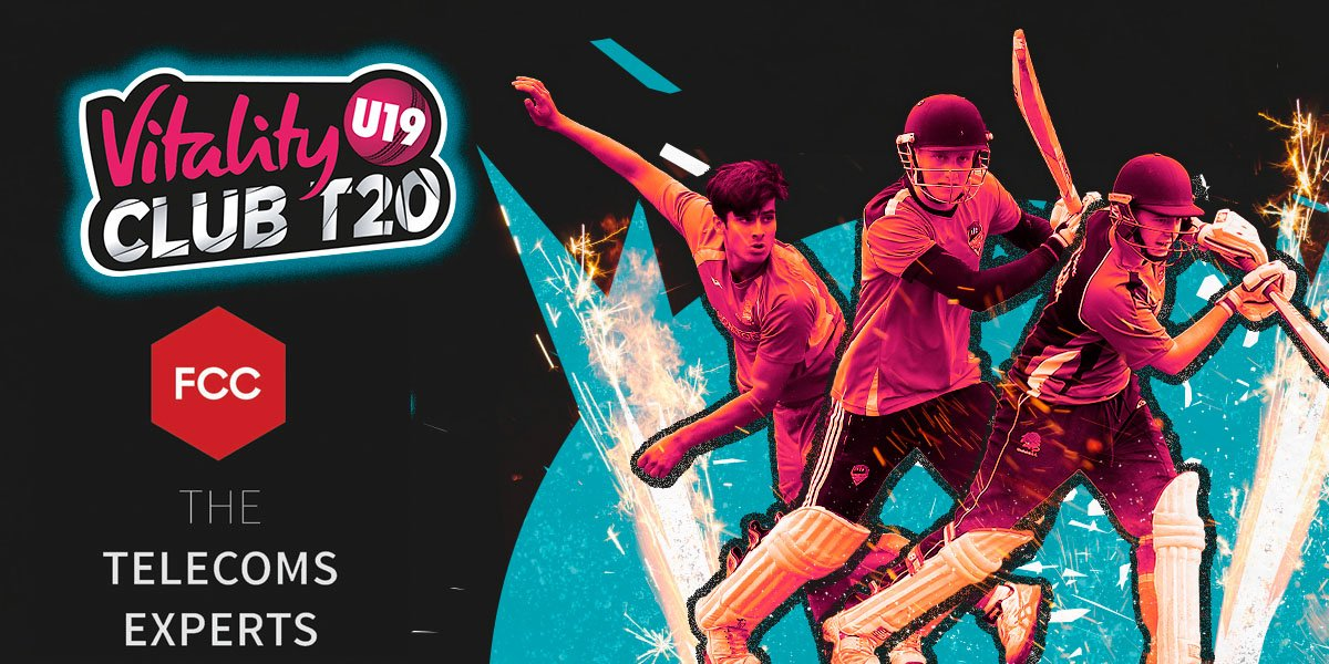 test Twitter Media - Vitality U19 T20 in Association with @FirstClassComms blasts off across the County 🏏💥  Stay close to the action and get all the Fixtures & Results here - https://t.co/NIeZkBQ1HM  #U19T20 https://t.co/QA1UHVuCm0