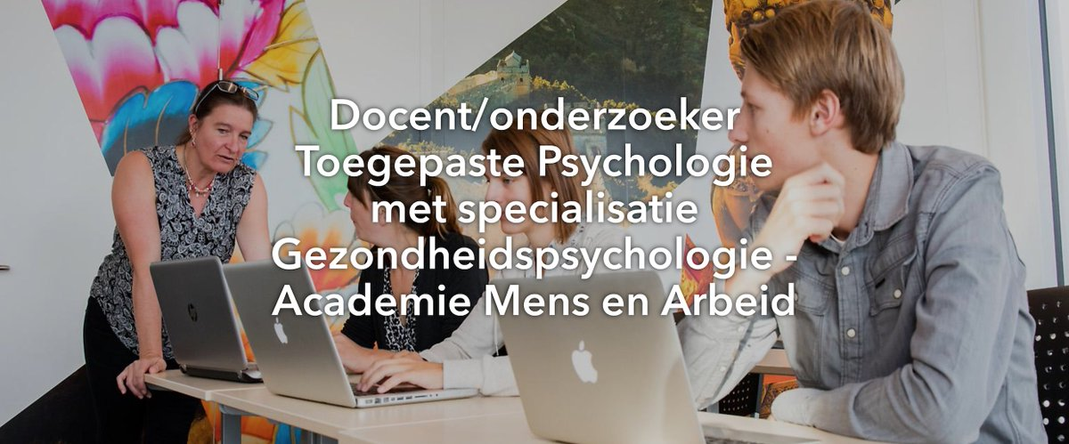jobs toegepaste psychologie