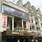 The walkthrough PODs made an appearance at the impressive @cineworld Leicester Square, London yesterday evening for #JurassicWorldFallenKingdom launch date.   #Installation