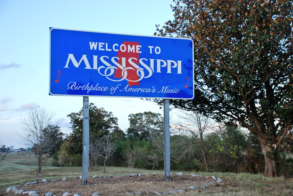 Mississippi Named Least Safest State in America