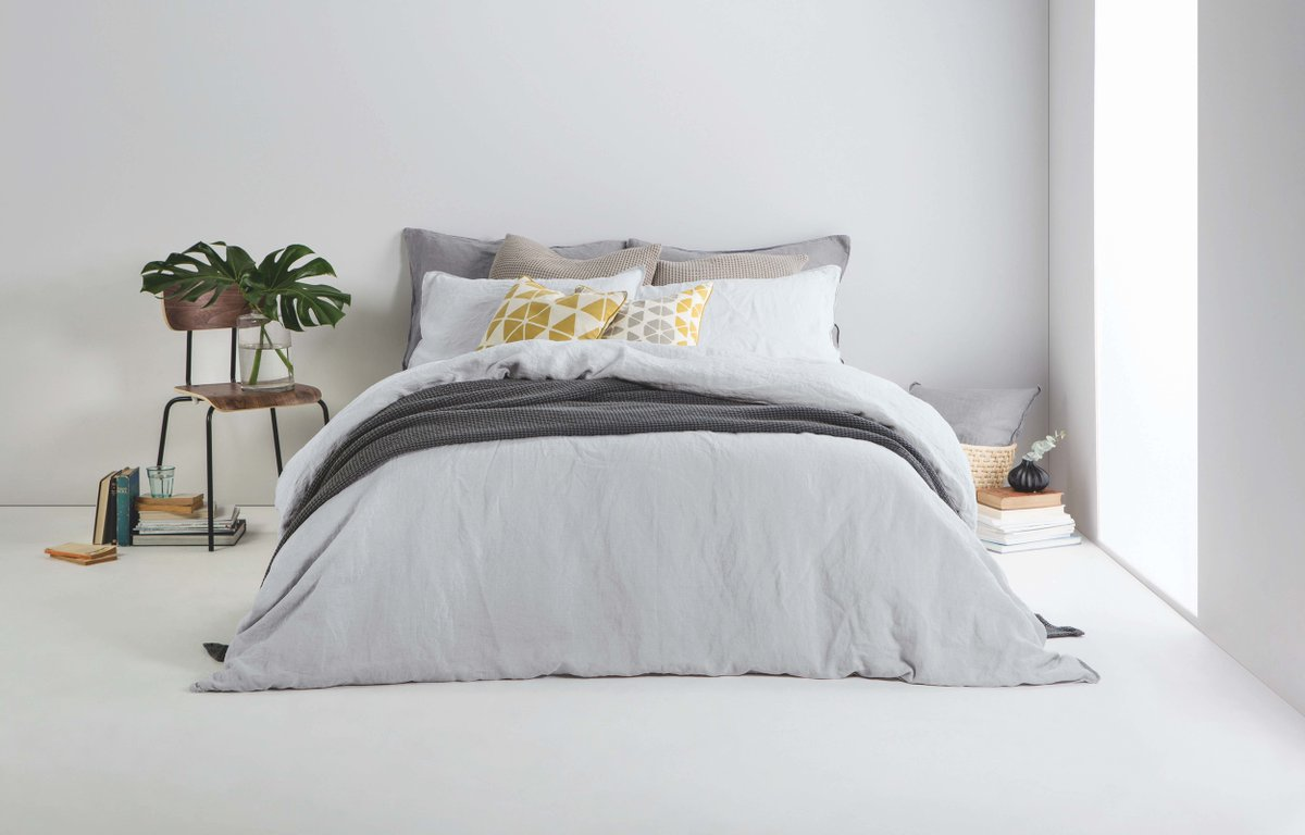 Hit The Hay With Brisa 100 Linen Cool And Guaranteed To Offer Most Stylish Nights Sleep Ever Http Po St Xhaxuo Pic Twitter