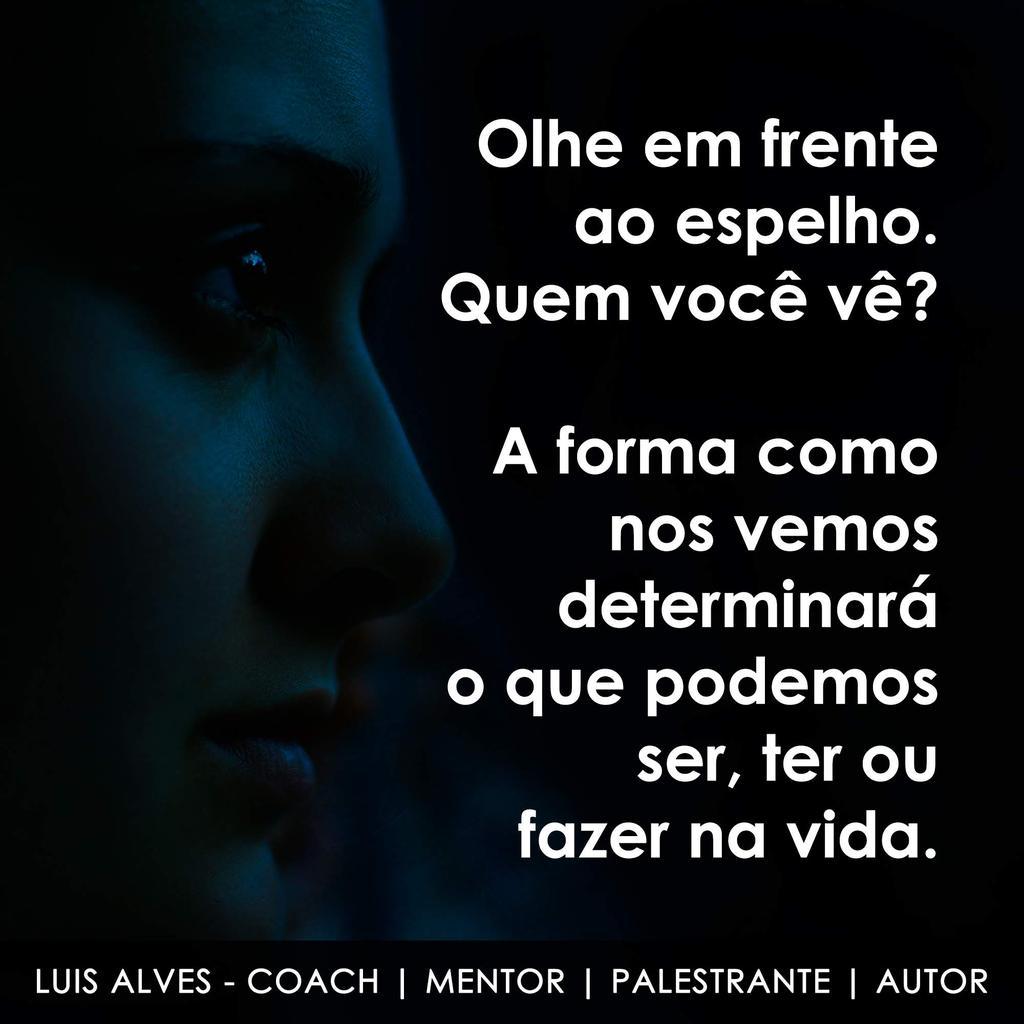 Luis Alves Di Twitter Quem Você Vê Em Frente Ao Espelho