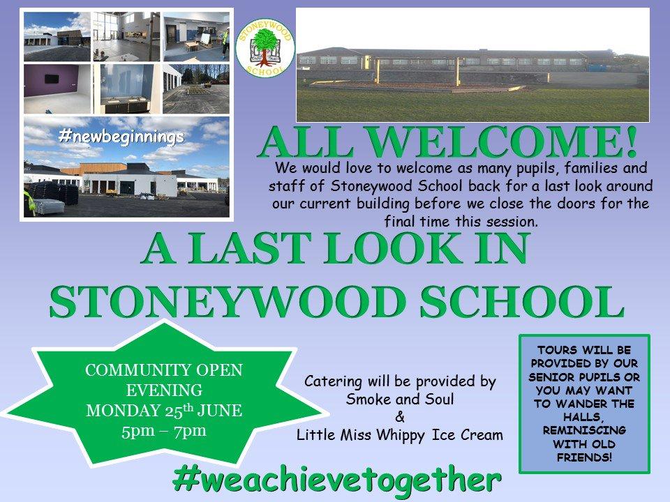 Stoneywood School on Twitter: