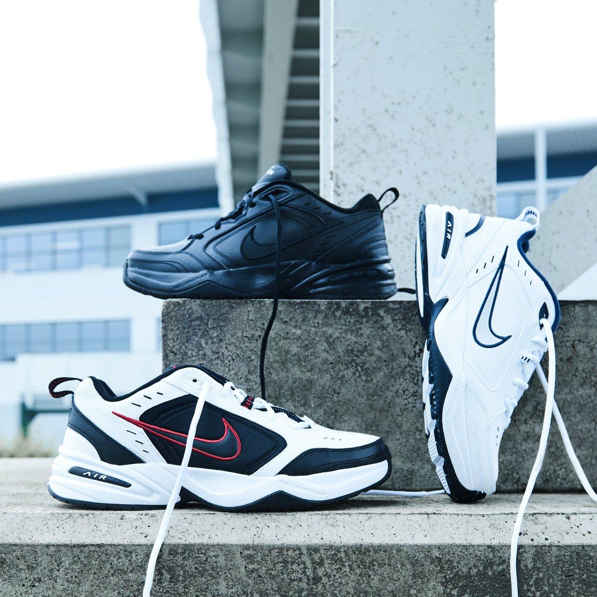Nike Air Monarch trainers