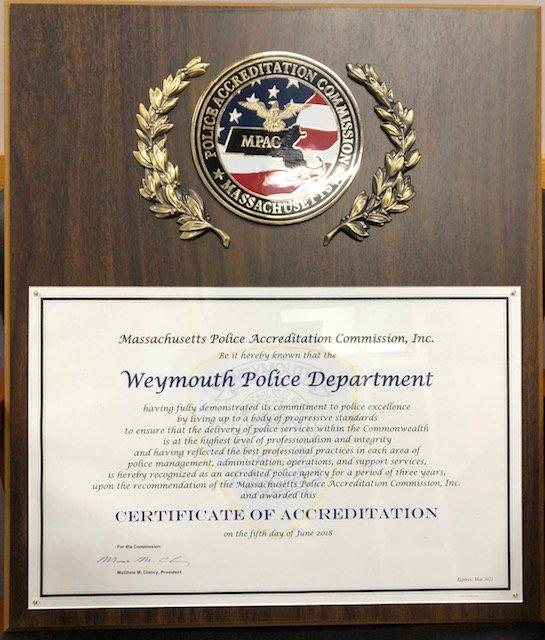 WeymouthPD photo