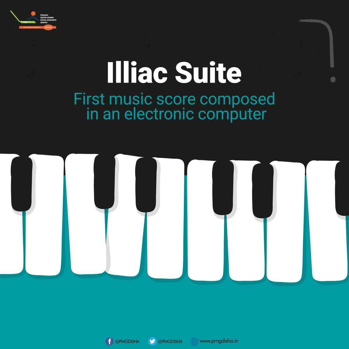 ILLIAC Suite