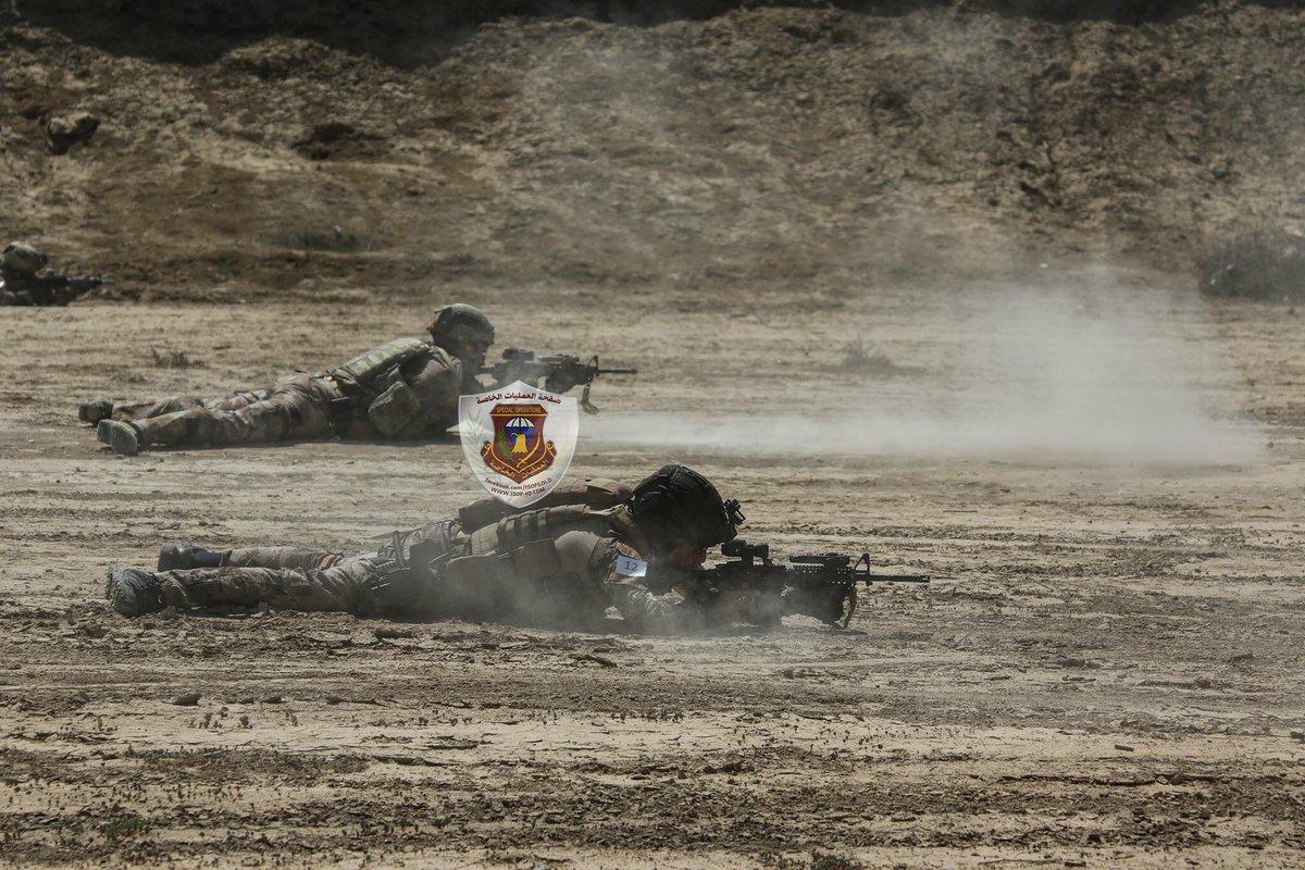 جهاز مكافحة الارهاب (CTS) و فرقة الرد السريع (ERB)...الفرقة الذهبية و الفرقة الحديدية - قوات النخبة - متجدد - صفحة 2 DfAkdmsWkAEKDnN