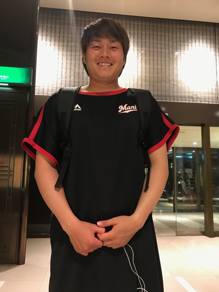 「有吉さん(@ariyoshihiroiki)!ありがとうございます!同姓会万歳!!!」(広報) #chibalotte