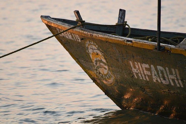 peaceful evening on lake Tanganyika #gombe @HumanOriginsASU @ASUBeingHuman