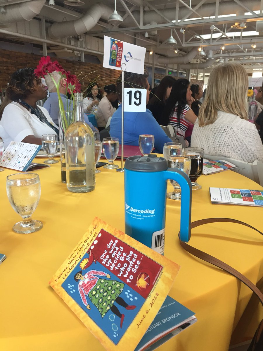 @BarcodingInc and @IntelliTrack women leaders representing at #womenspanningtheglobe event with @WTCInstitute #SupplyChainGeek woo!!  <br>http://pic.twitter.com/NAVR640FlZ