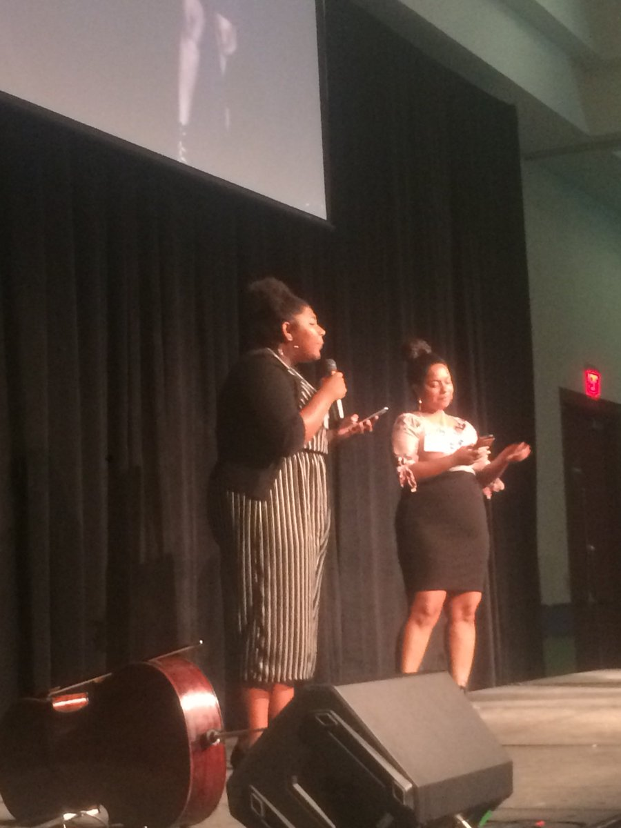 Brilliant JCPS student performance at the Deeper Learningg Symposium #jcpsdl #jcps #KNOWmoore