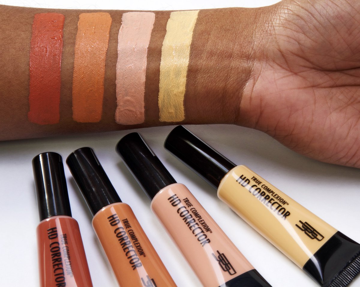 True Complexion HD Corrector by black radiance #7
