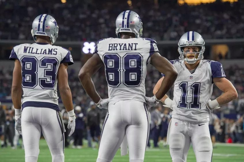 Tom Petty Downey On Twitter Cowboys Leaders In Receiving