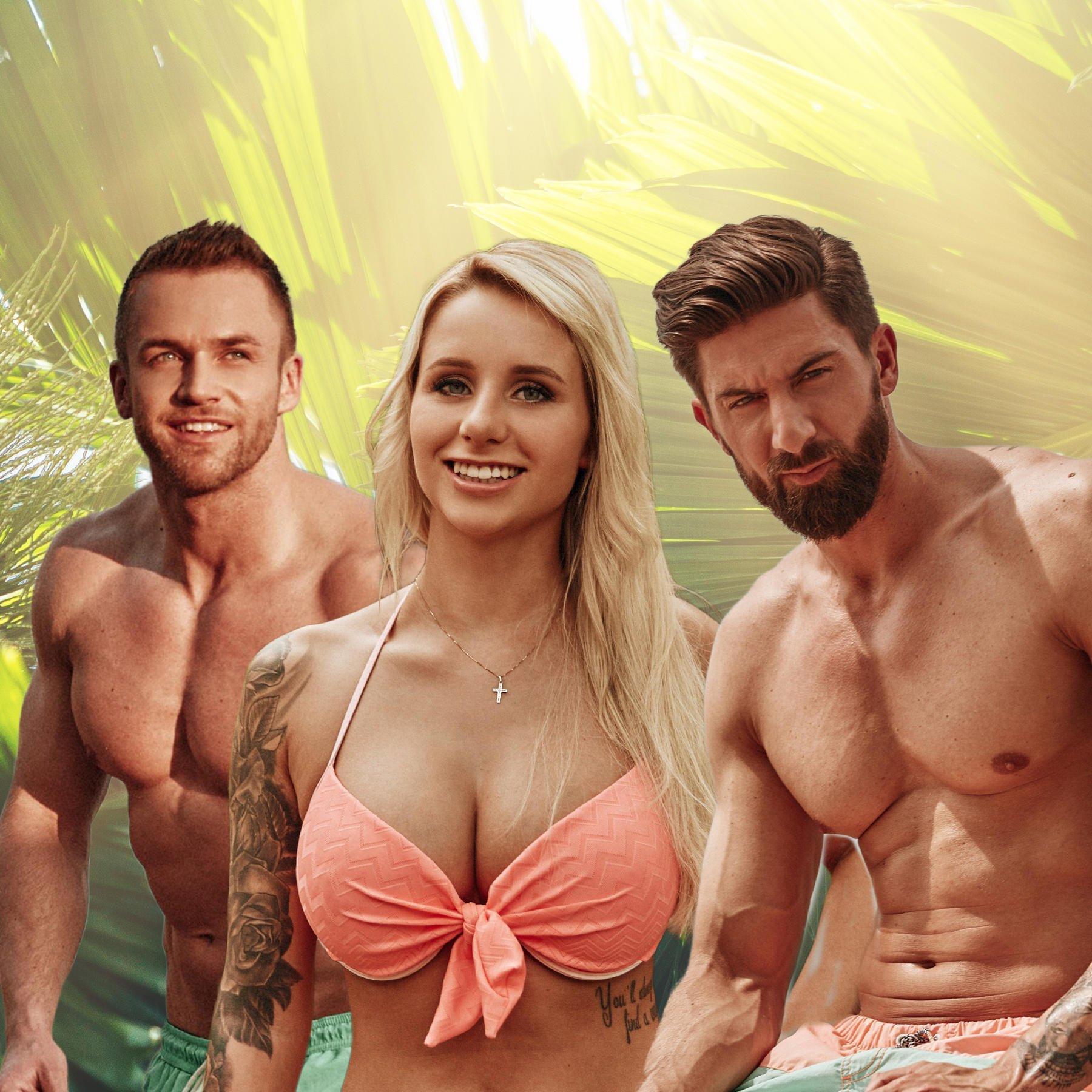 Carina Bachelor In Paradise 2021