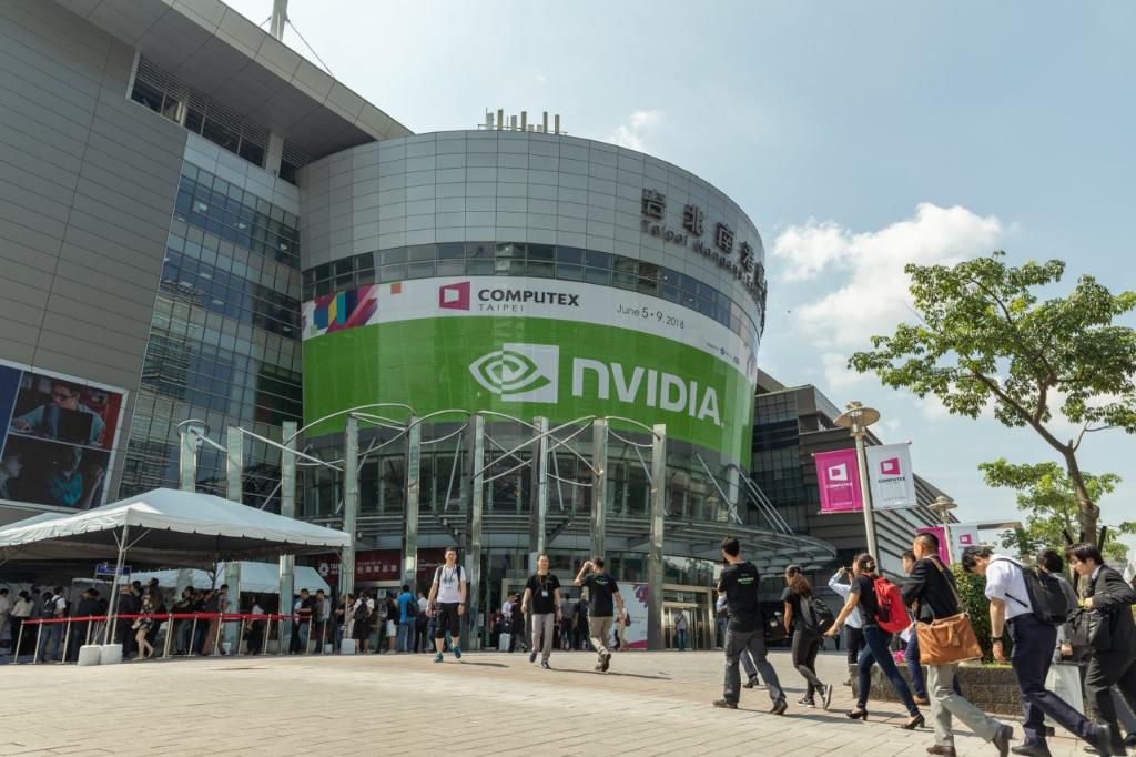 Gamers, find out what were up to at #Computex2018. Heres info for attendees and those of you who cant make it to the show floor. nvda.ws/2kU0ngx