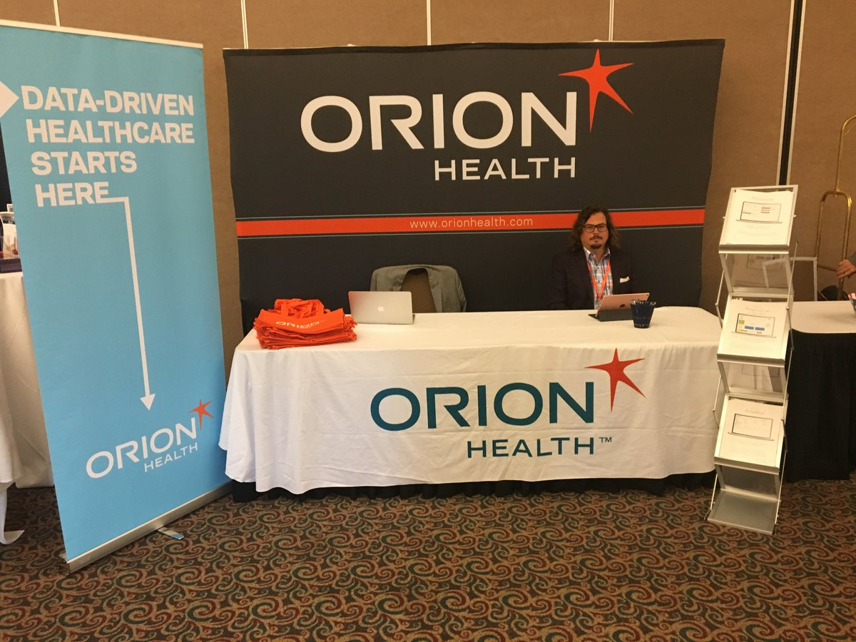 Orion Health on Twitter: