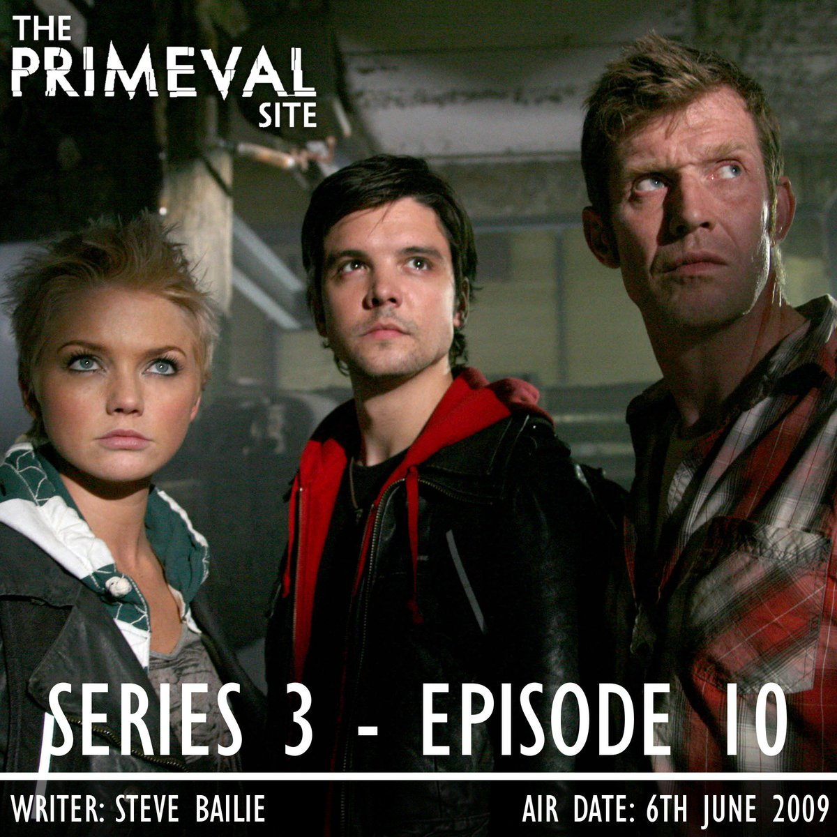 The Primeval Site on Twitter:
