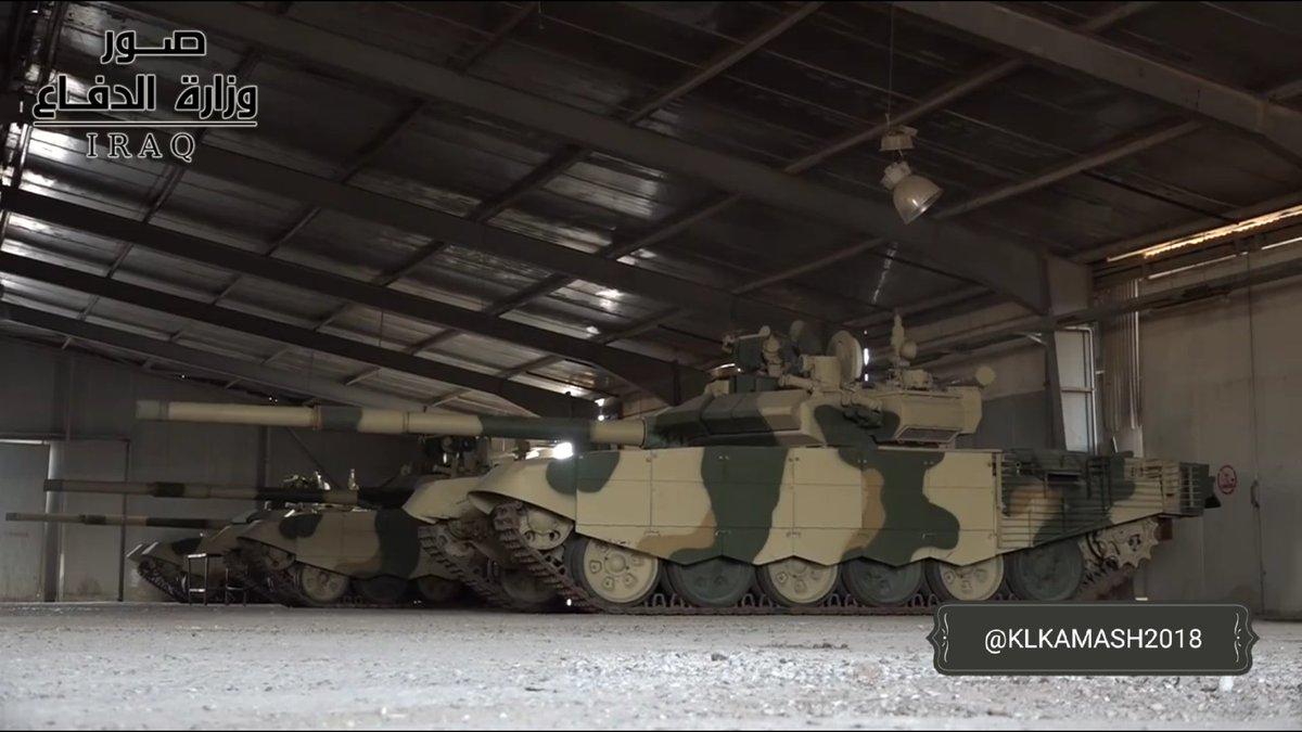 العراق اشترى دبابات T-90 الروسيه !! - صفحة 13 DfBH1j4X4AE0Lrb