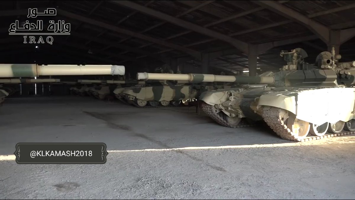 العراق اشترى دبابات T-90 الروسيه !! - صفحة 13 DfBH3VqW4AUlG1A
