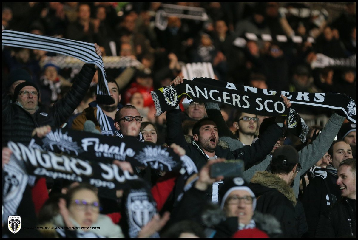 Sco Angers Calendrier.Angers Sco On Twitter 2018 2019 Ca Commence Maintenant